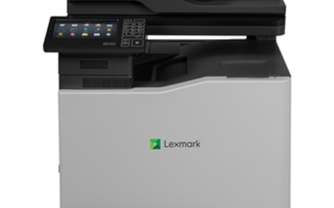 Lexmark Laser XC6152de